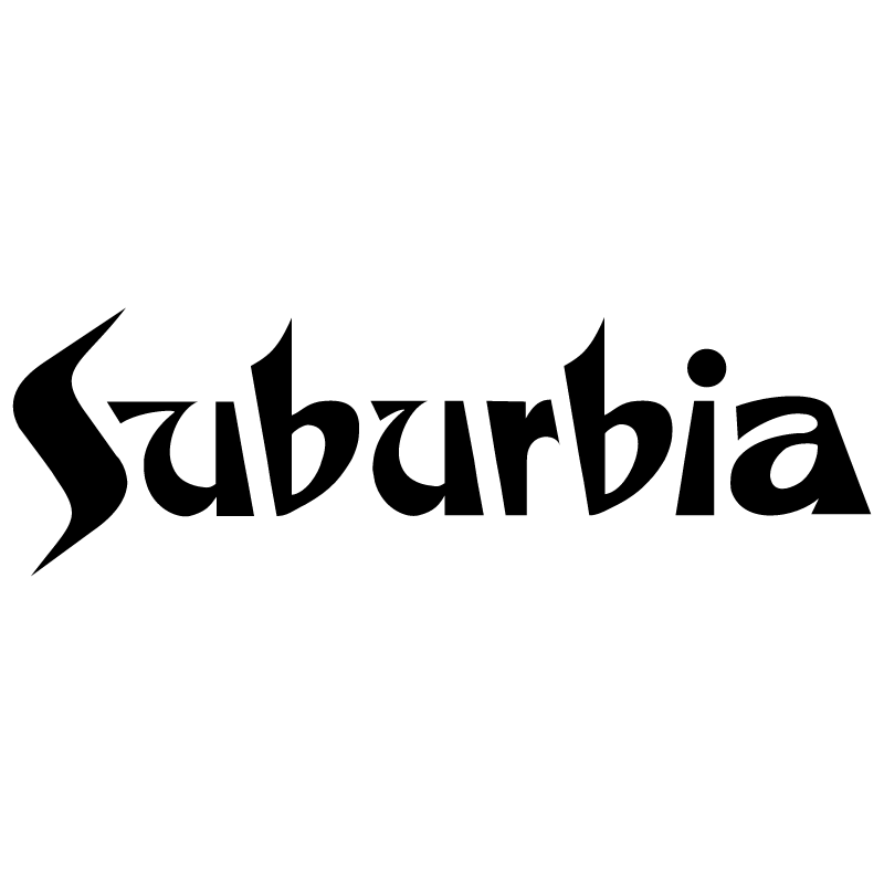 Suburbia vector