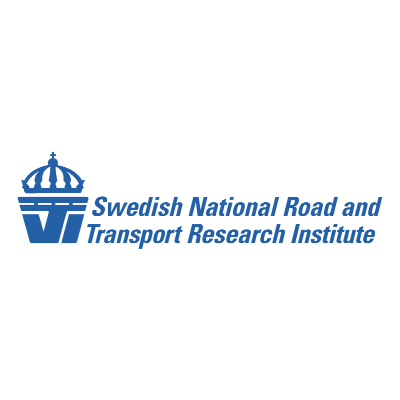 Swedish National Road and Transport Research Institute vector logo