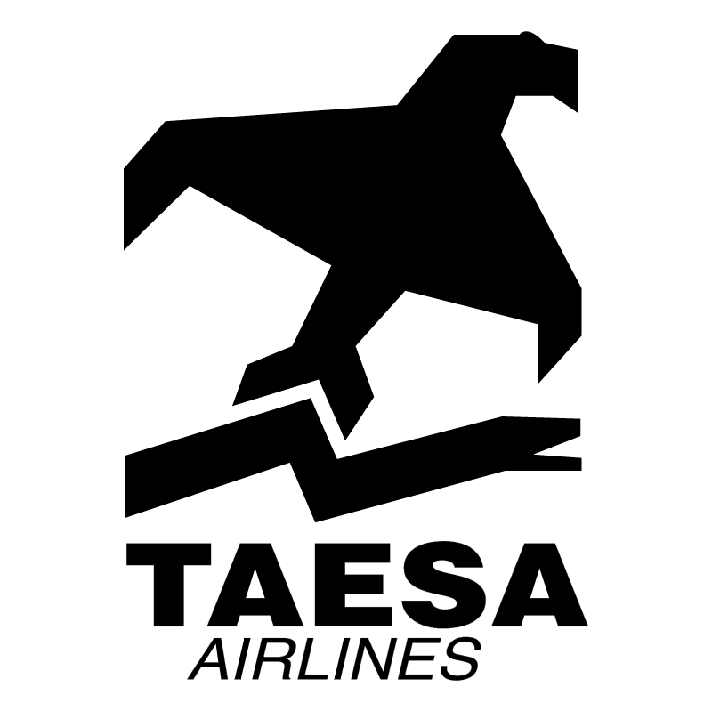 Taesa Airlines vector