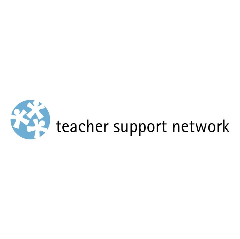 Teacher Support Network vector