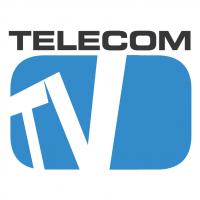 Telecom TV vector