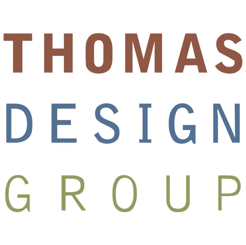 Thomas Design Group vector
