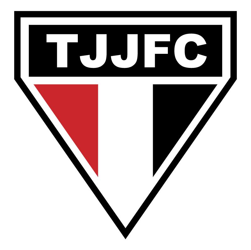 Tricolor do Jardim Japao Futebol Clube de Sao Paulo SP vector