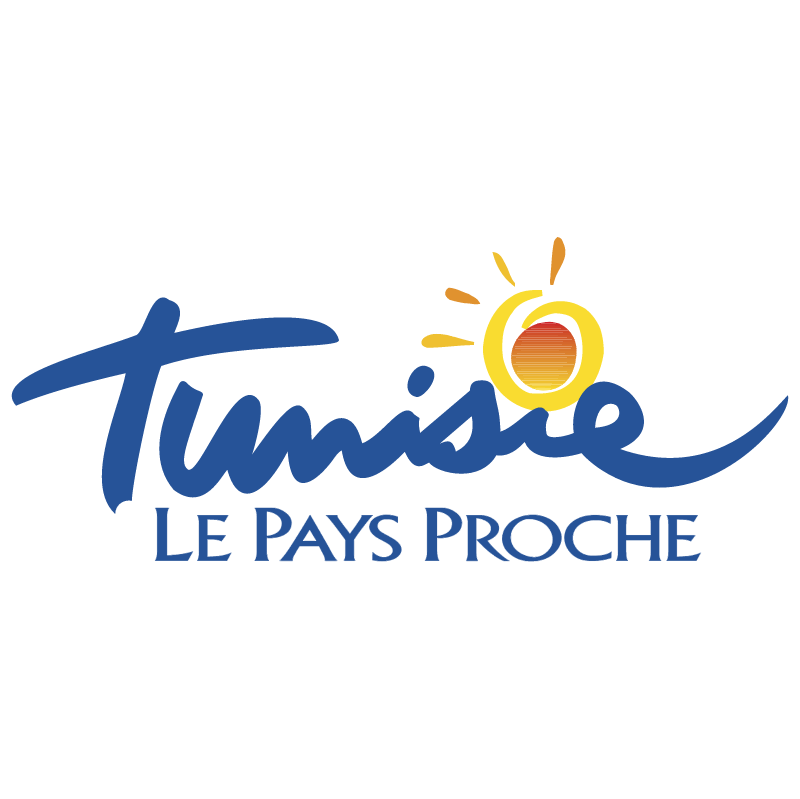 Tunisie Le Pays Proche vector