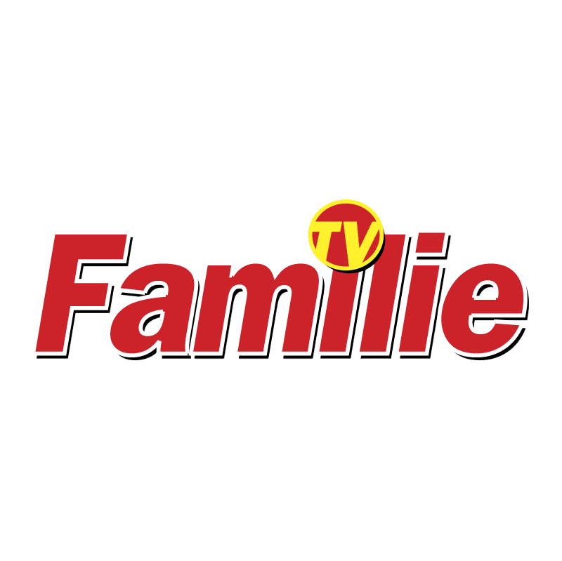 TV Familie vector