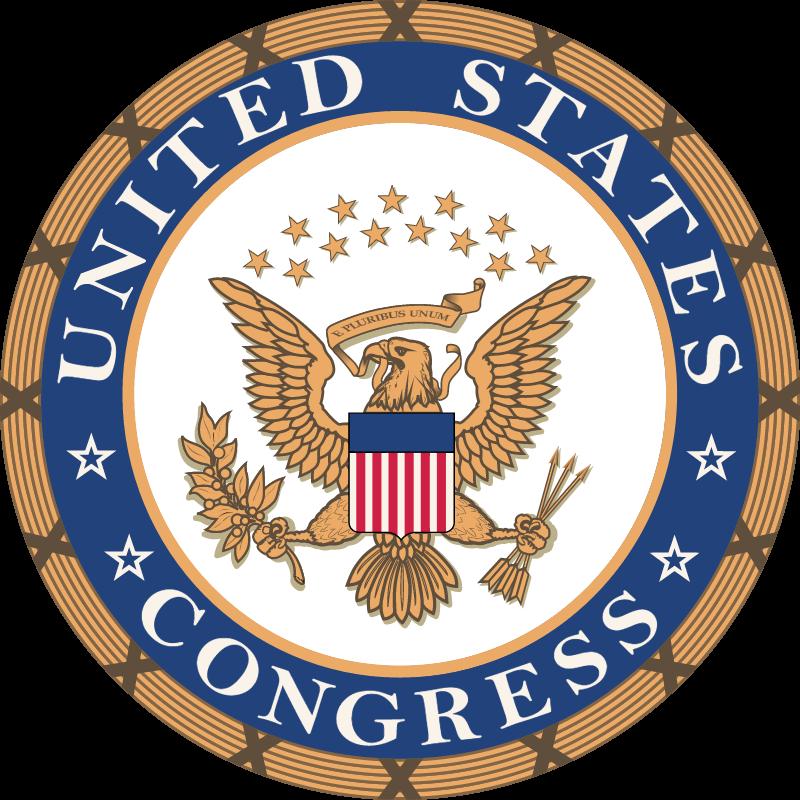 US Congress vector