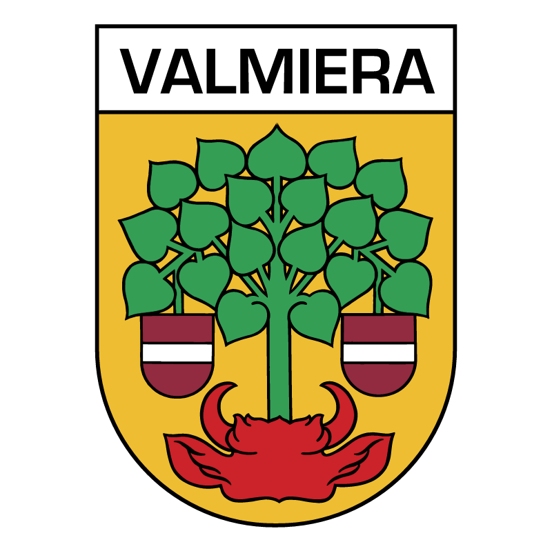 Valmiera vector