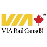 VIA Rail Canada vector