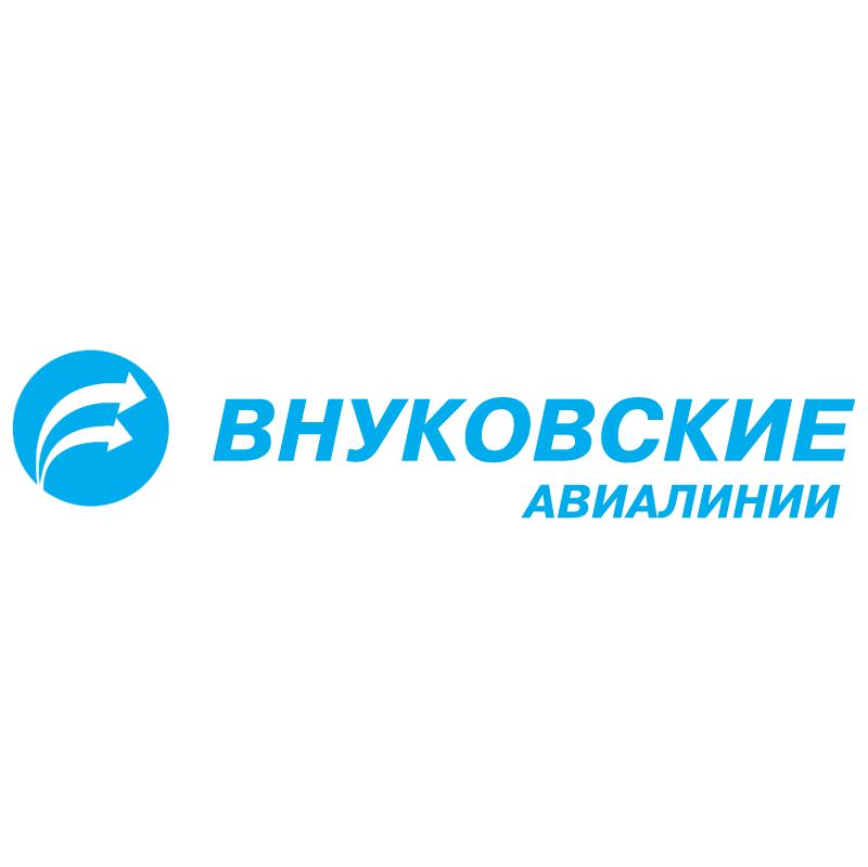 Vnukovskie Airlines vector
