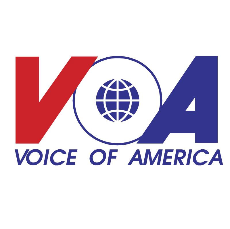 Voice of America vector