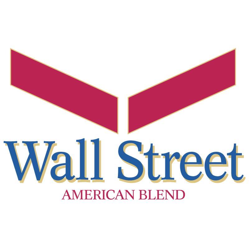 Wall Street vector