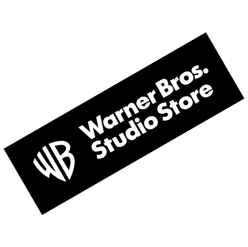 Warner Bros Studio Store vector