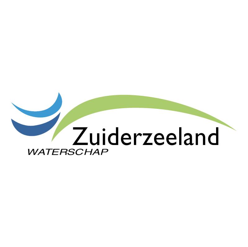 Waterschap Zuiderzeeland vector