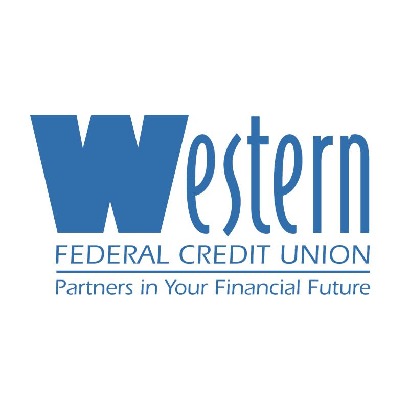 Western Federal Credit Union vector