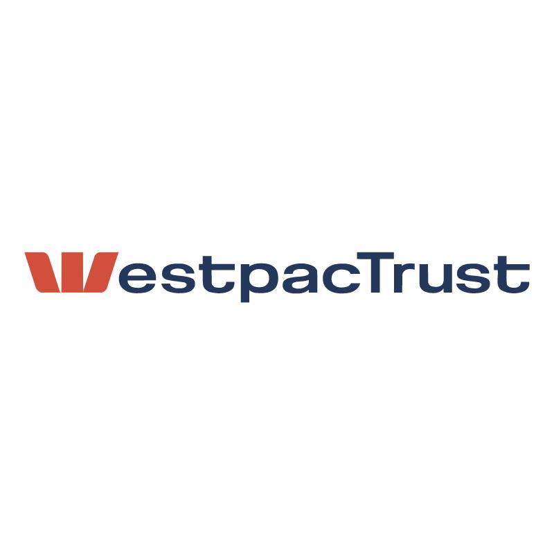 Westpac Trust vector