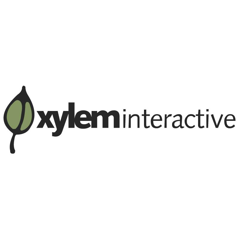 Xylem Interactive vector logo