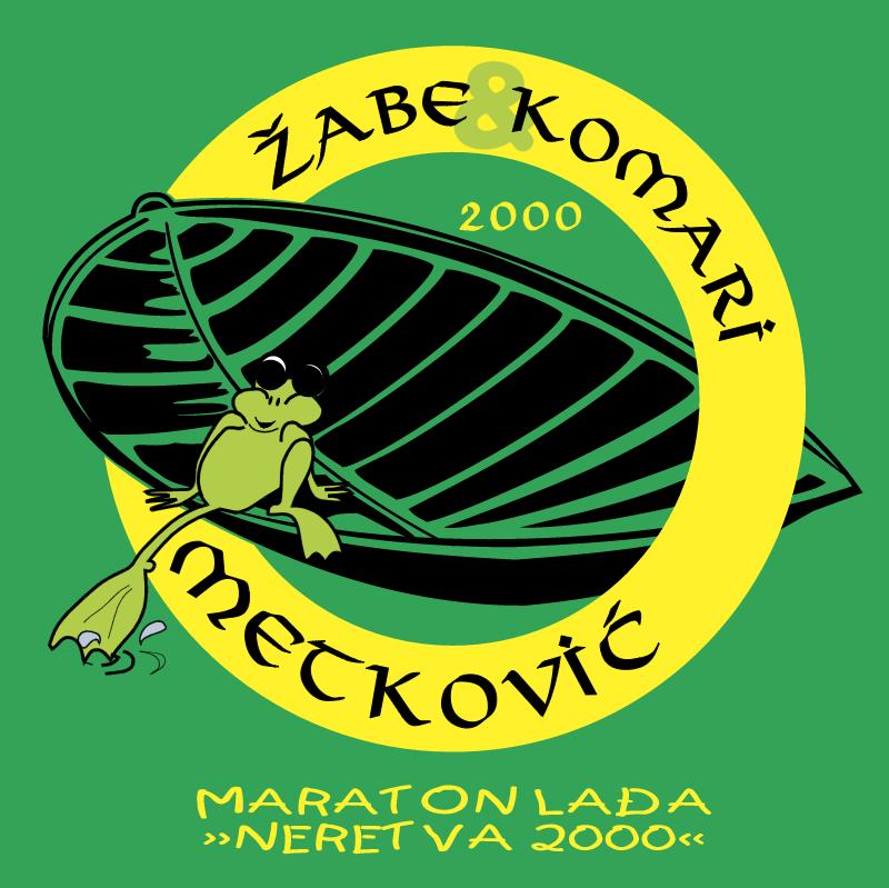 Zabe & Komari Metkovic vector