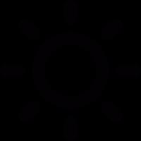 Clear sun vector