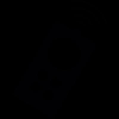Remote Control Signal vector logo