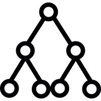 Hierarchy levels vector