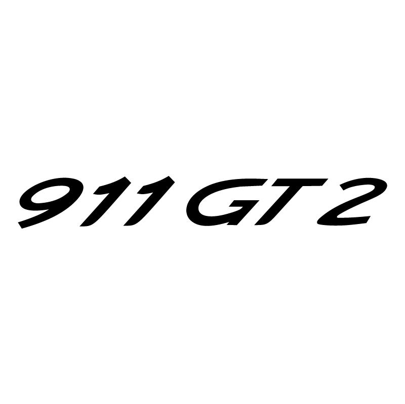 911 GT2 vector