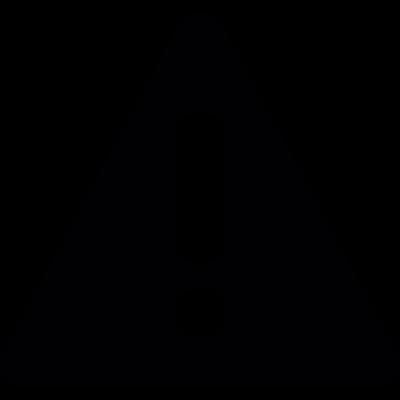Error Triangle vector logo