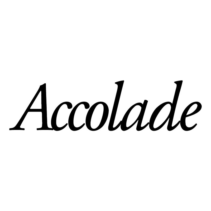 Accolade vector