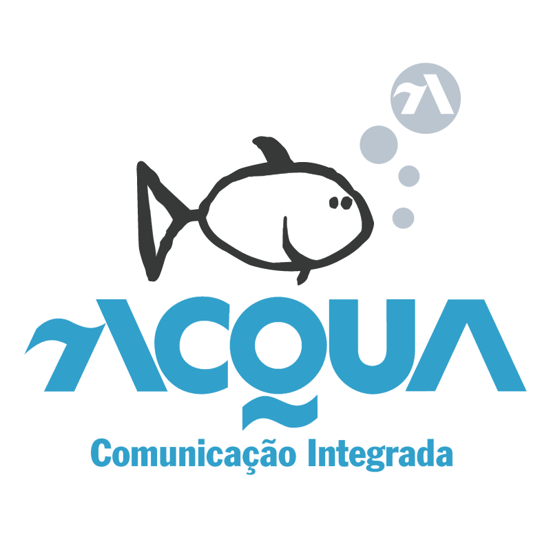 Acqua Comunicacao Integrada vector