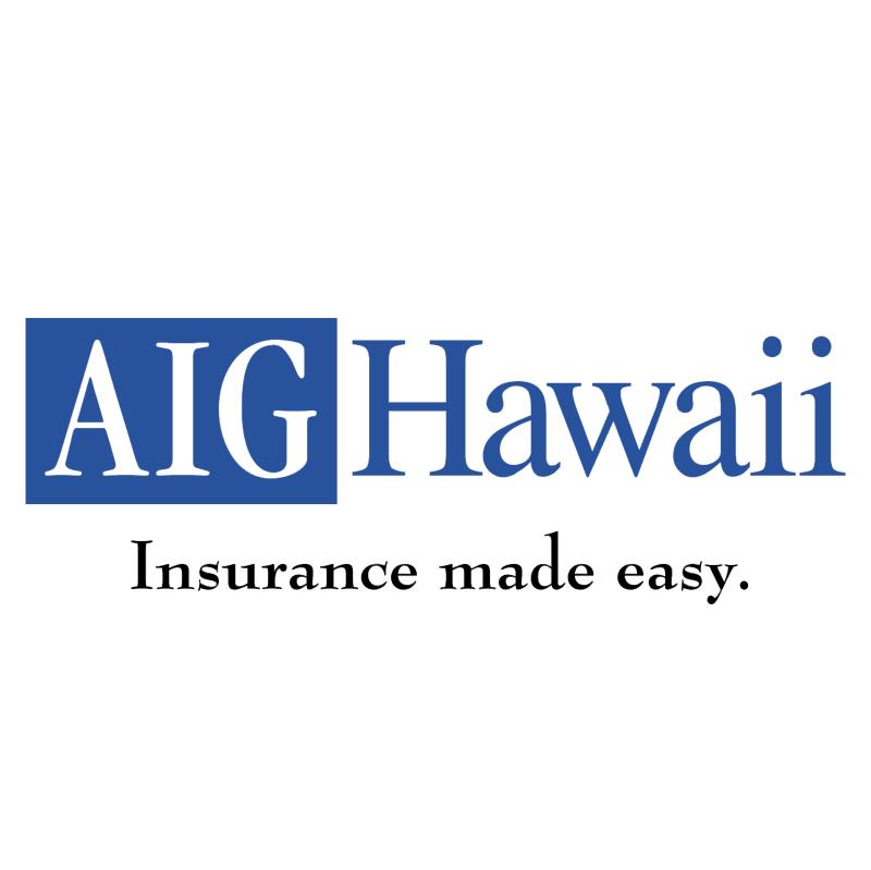 AIG Hawaii 38464 vector