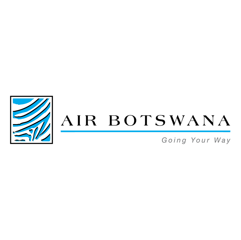 Air Botswana 73112 vector