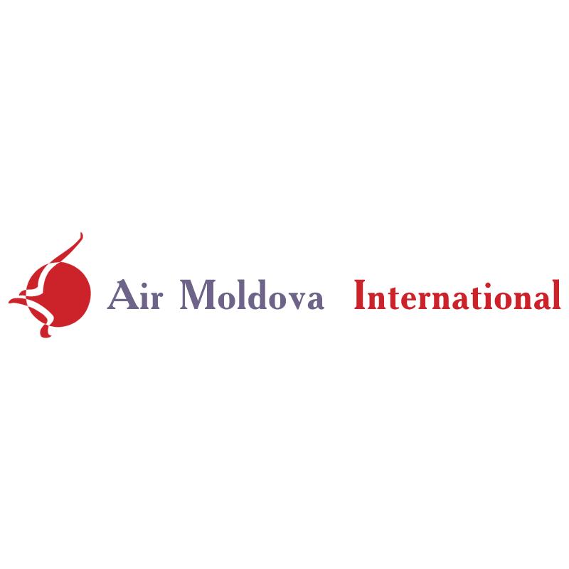 Air Moldova vector