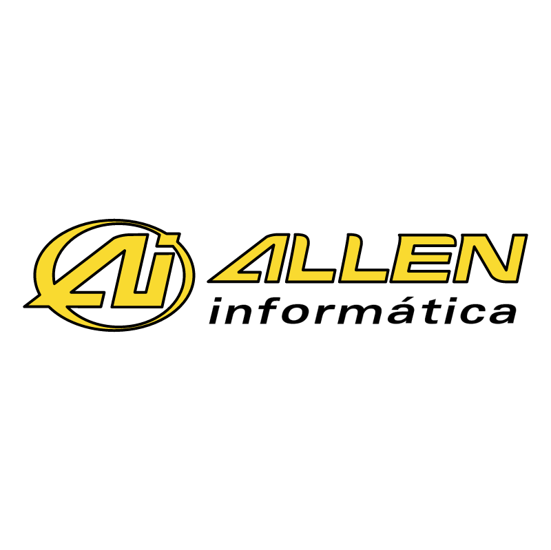 Allen Informatica vector