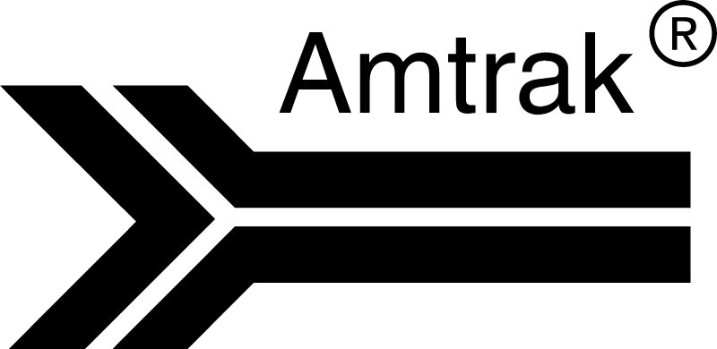 Amtrak vector