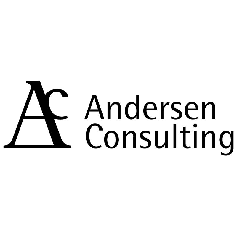 Andersen Consulting 14507 vector