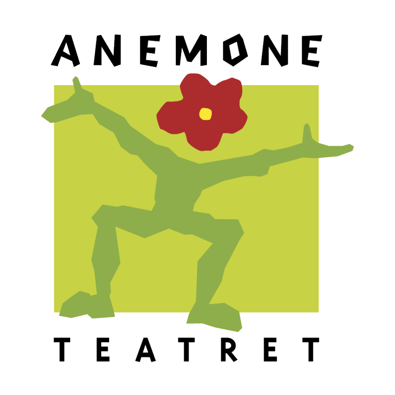 Anemone Teatret 51010 vector