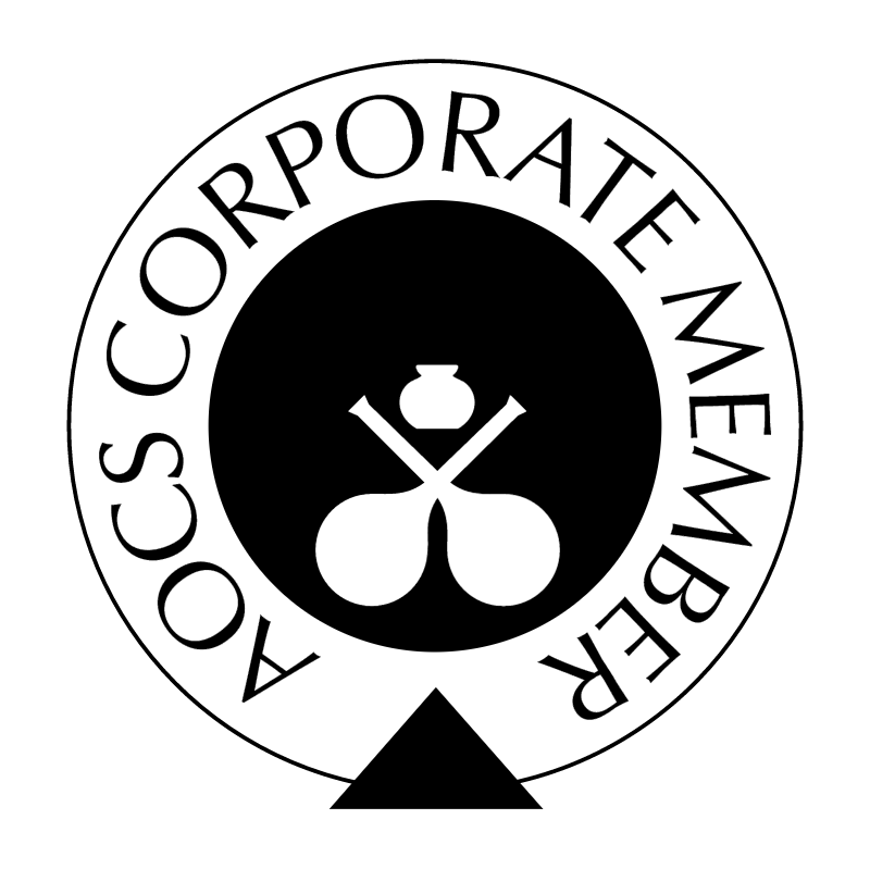 AOCS Corporate Member vector