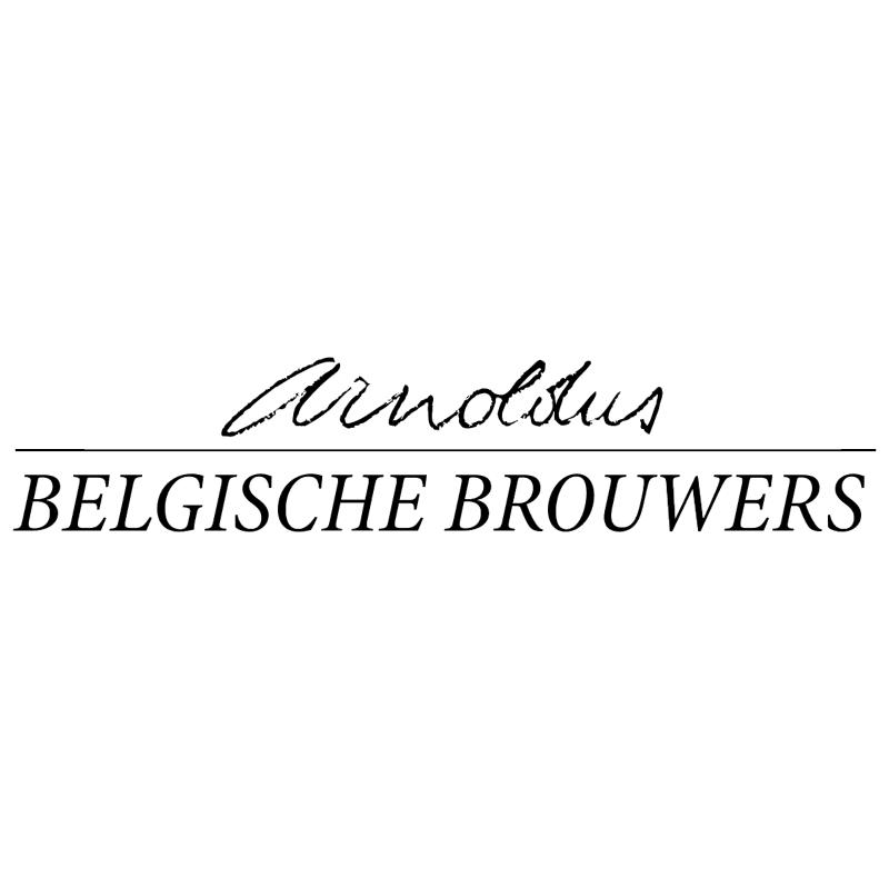 Arnoldus Belgische Brouwers vector