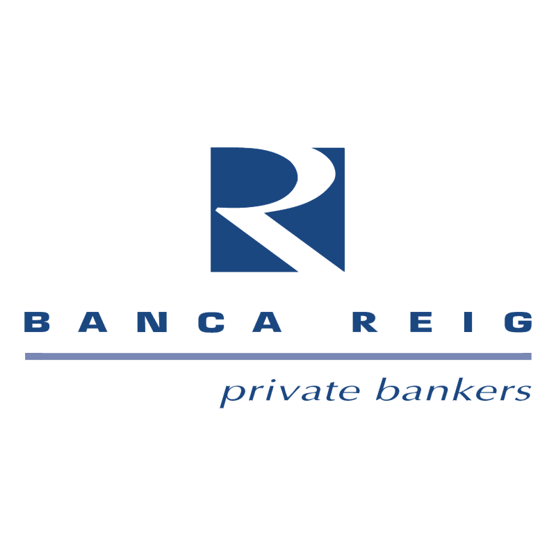 Banca Reig vector logo