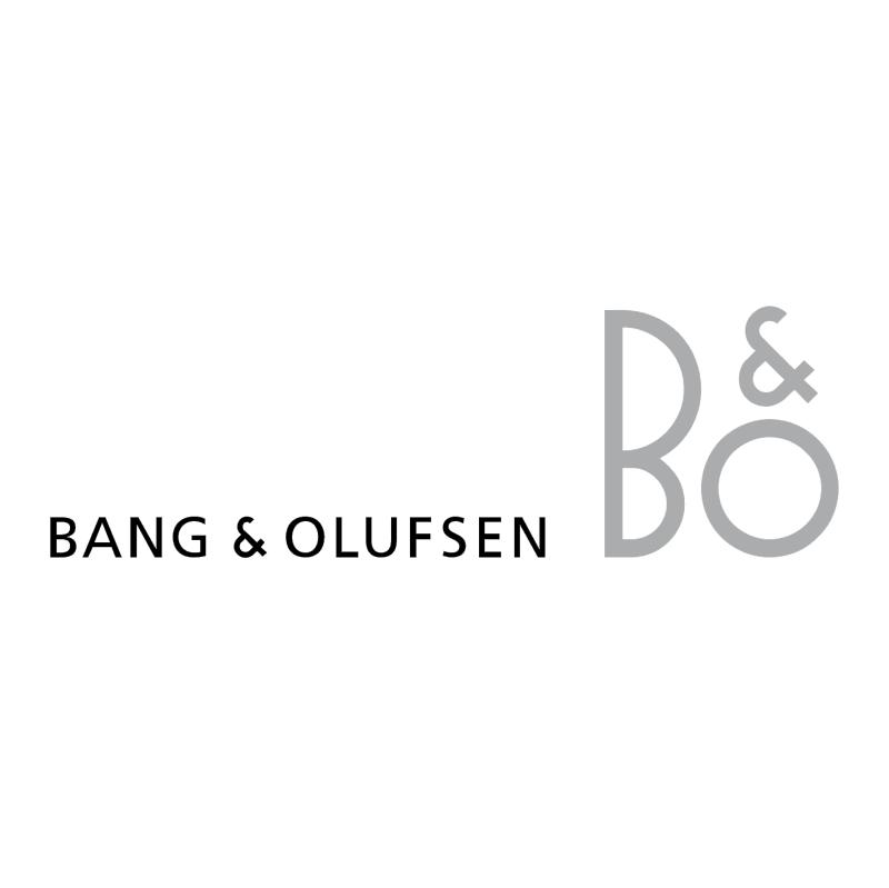 Bang & Olufsen vector