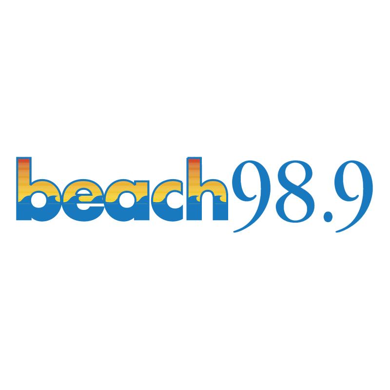 Beach 98 9 vector
