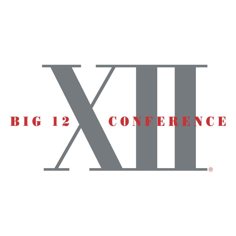 Big XII 74767 vector logo
