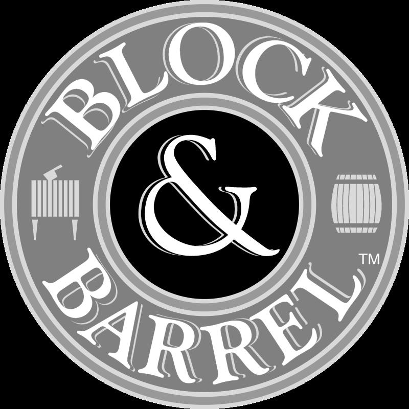 Block and Barrel vector