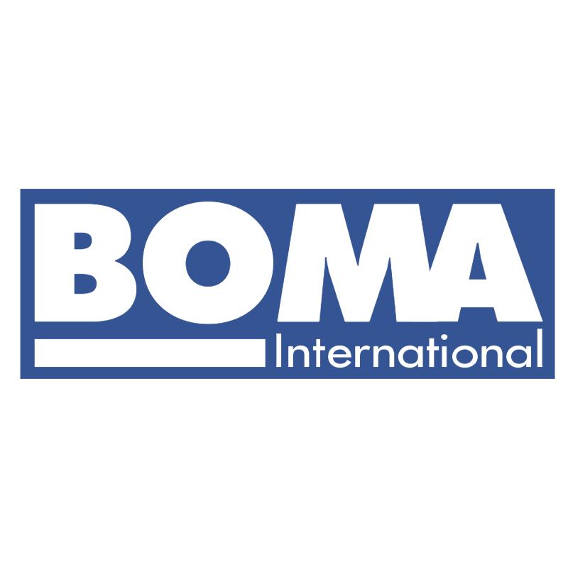 Boma International vector
