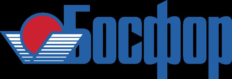 Bosfor logo vector