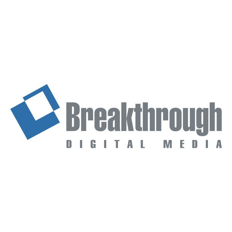 Breakthrough Digital Media vector