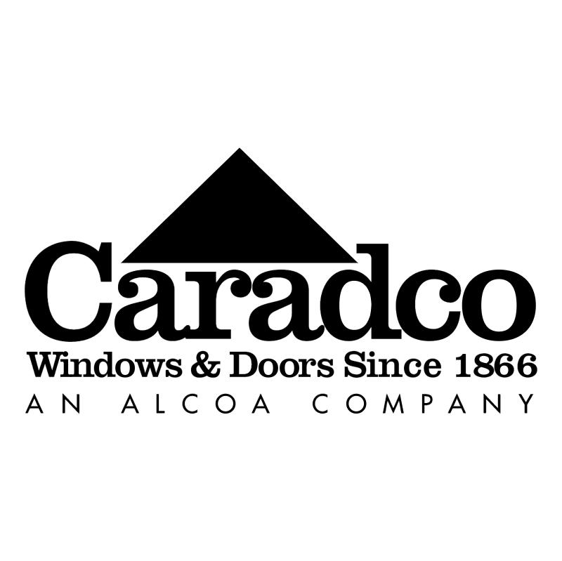 Caradco vector logo