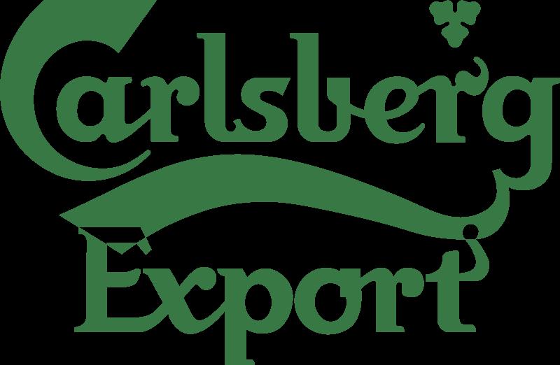 Carlsberg Export vector