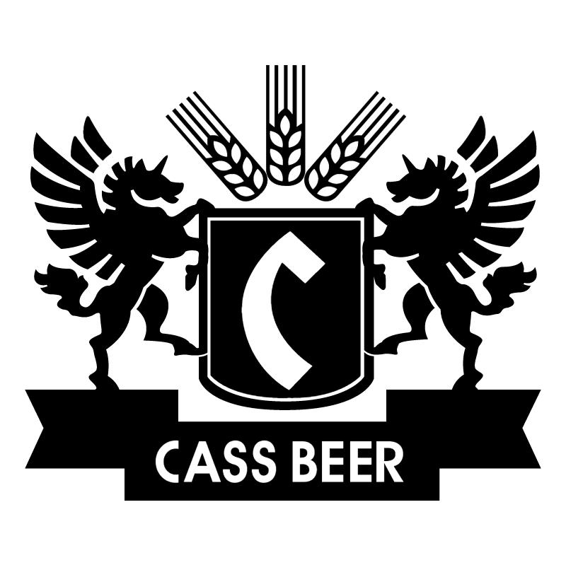 Cass Beer vector