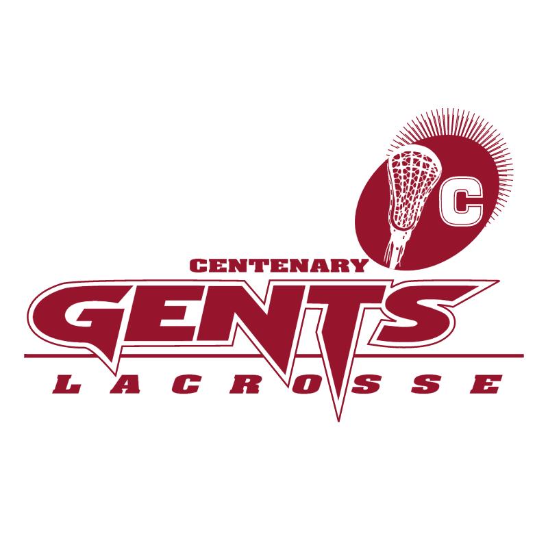 Centenary Gents Lacrosse vector