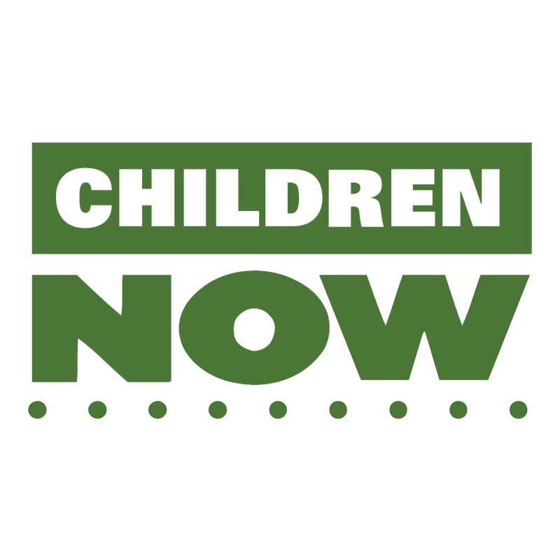 Children Now vector